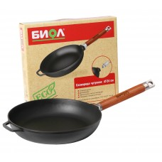 BIOL Cast Iron Pan 28cm
