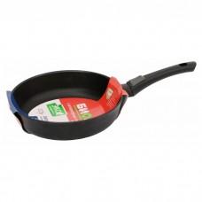 BIO Frying pan «Classic» 24 cm with detachable bakelite handle