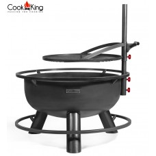 """Premium Multifunctional Fire Bowl """"BANDITO"""" with 70 cm Grate"""