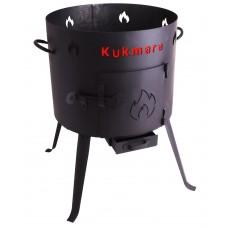 Steel oven for kazan pot 12l 2mm (YK03)