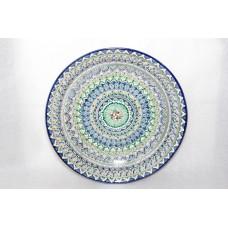 Uzbeku Bļoda Ljagan (keramika) Roku Darbs 37cm