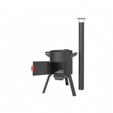 Cast-iron oven for 12L KAZAN